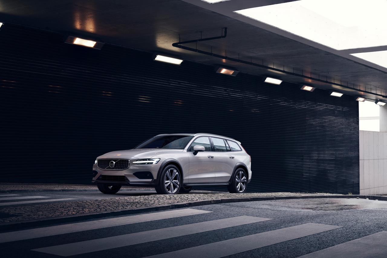 Der neue Allroad-Kombi Volvo V60 Cross Country