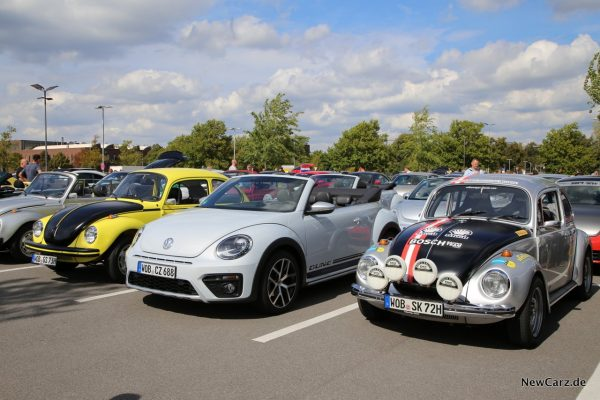 Beetle Sunshinetour 2018 Autostadt