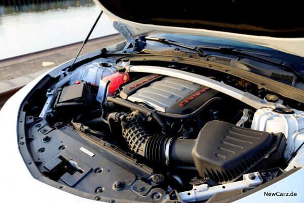 Chevrolet Camaro V8 Motor