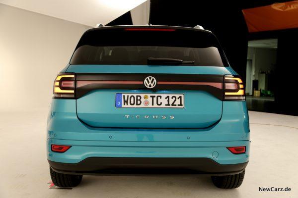 Volkswagen T-Cross Heck