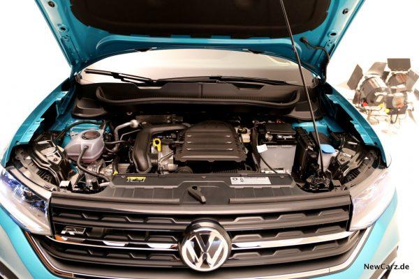 Volkswagen T-Cross Motor