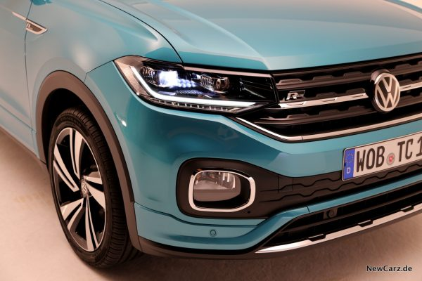 Volkswagen T-Cross LED-Scheinwerfer