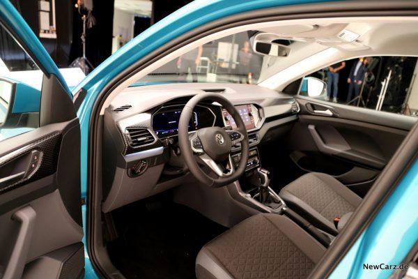 Volkswagen T-Cross Innenraum