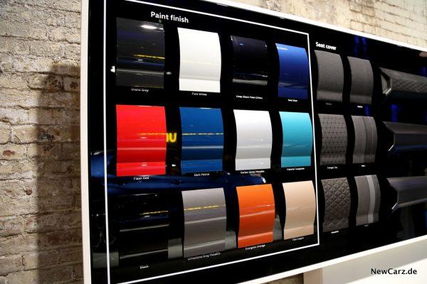 Volkswagen T-Cross Farben