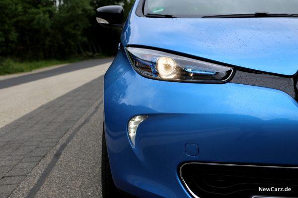 Renault Zoe Halogen Scheinwerfer