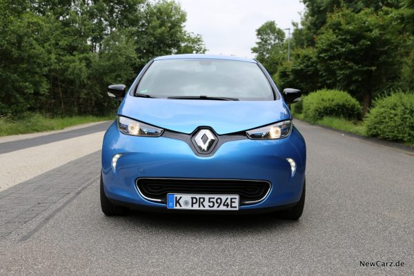 Renault Zoe R110 Front
