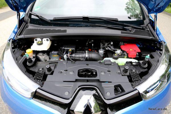 Renault Zoe R110 Motor