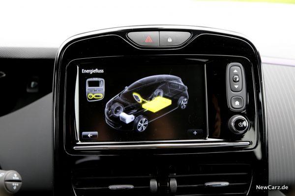 Renault Zoe R110 Energiefluss