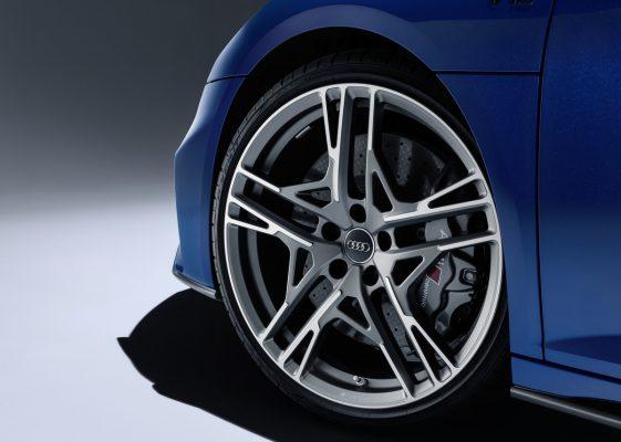 Räder des neuen Audi R8
