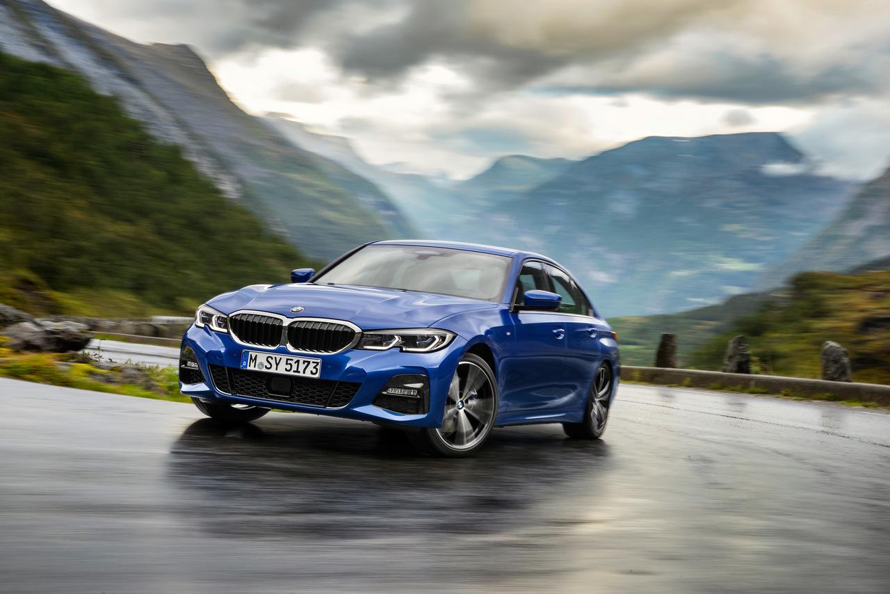 Die neue BMW 3er Limousine
