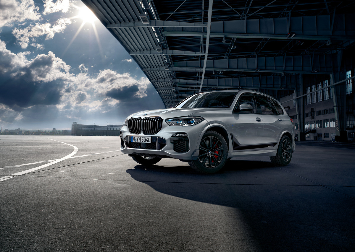 BMW X5 mit M Performance Parts
