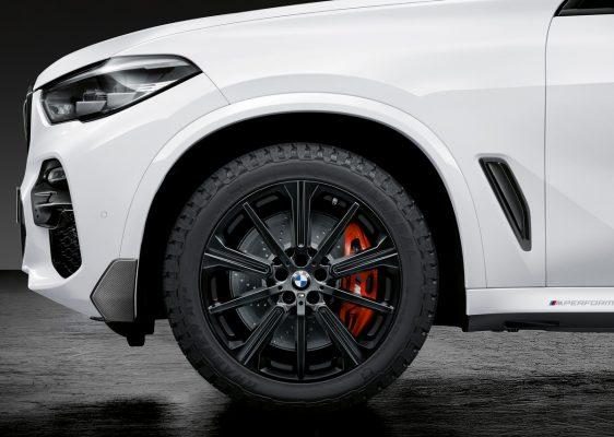 BMW X5 mit M Performance Parts - Bremsen