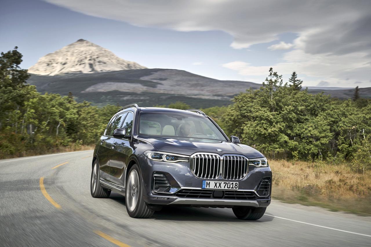 Das X der nächsten Generation - Der BMW X7
