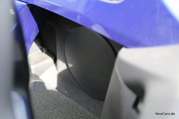 Corvette Z06 Cabriolet Lautsprecher