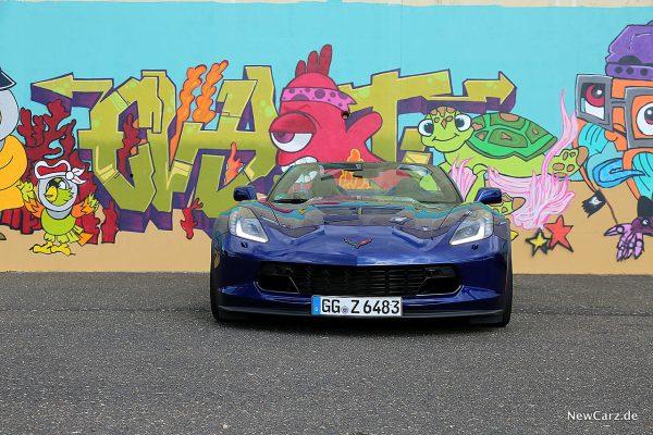 Corvette Z06 Cabriolet Front