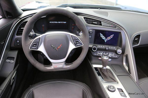 Corvette Z06 Cabriolet Lenkrad
