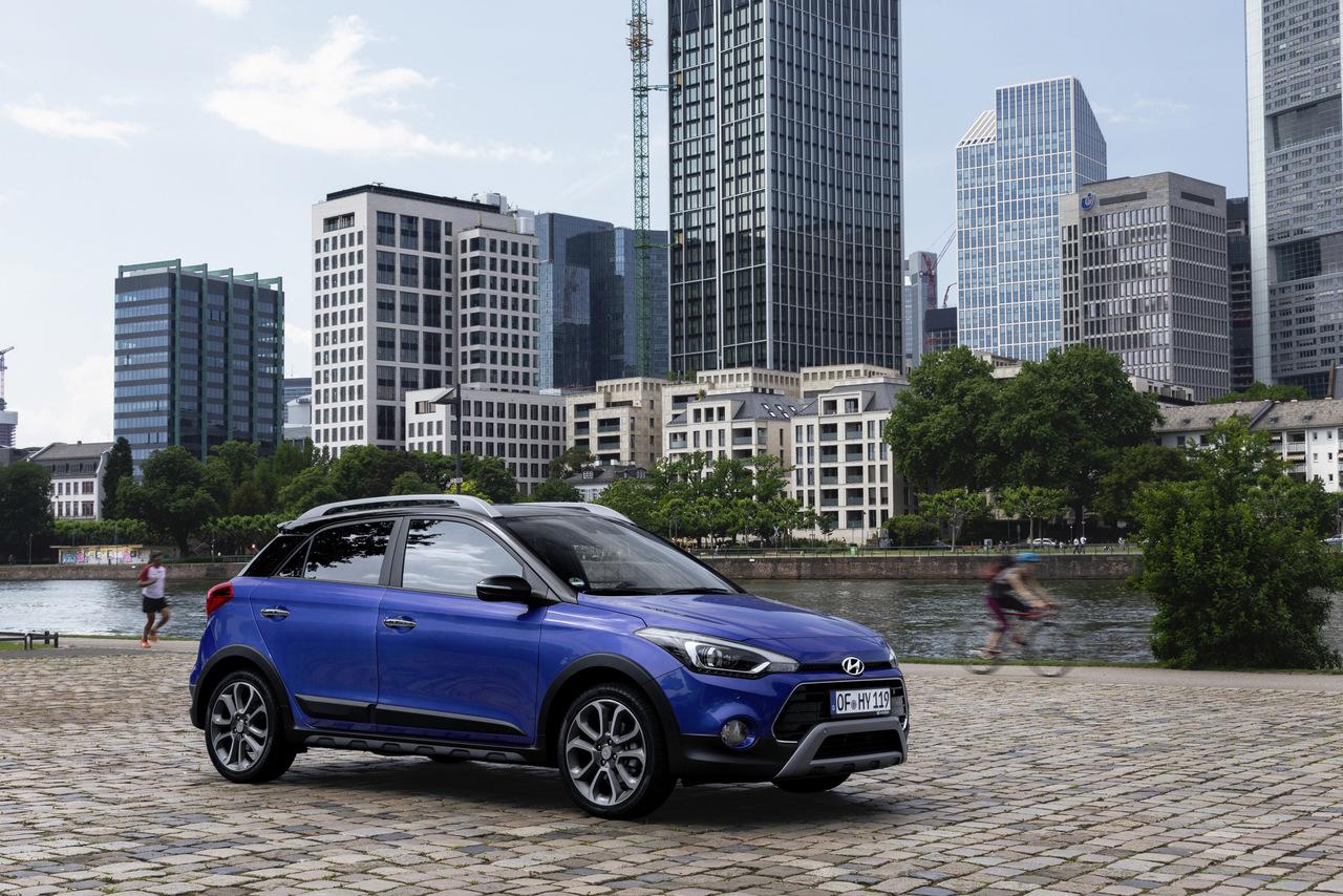 Neue Ausstattungslinien für den Hyundai i20 Active