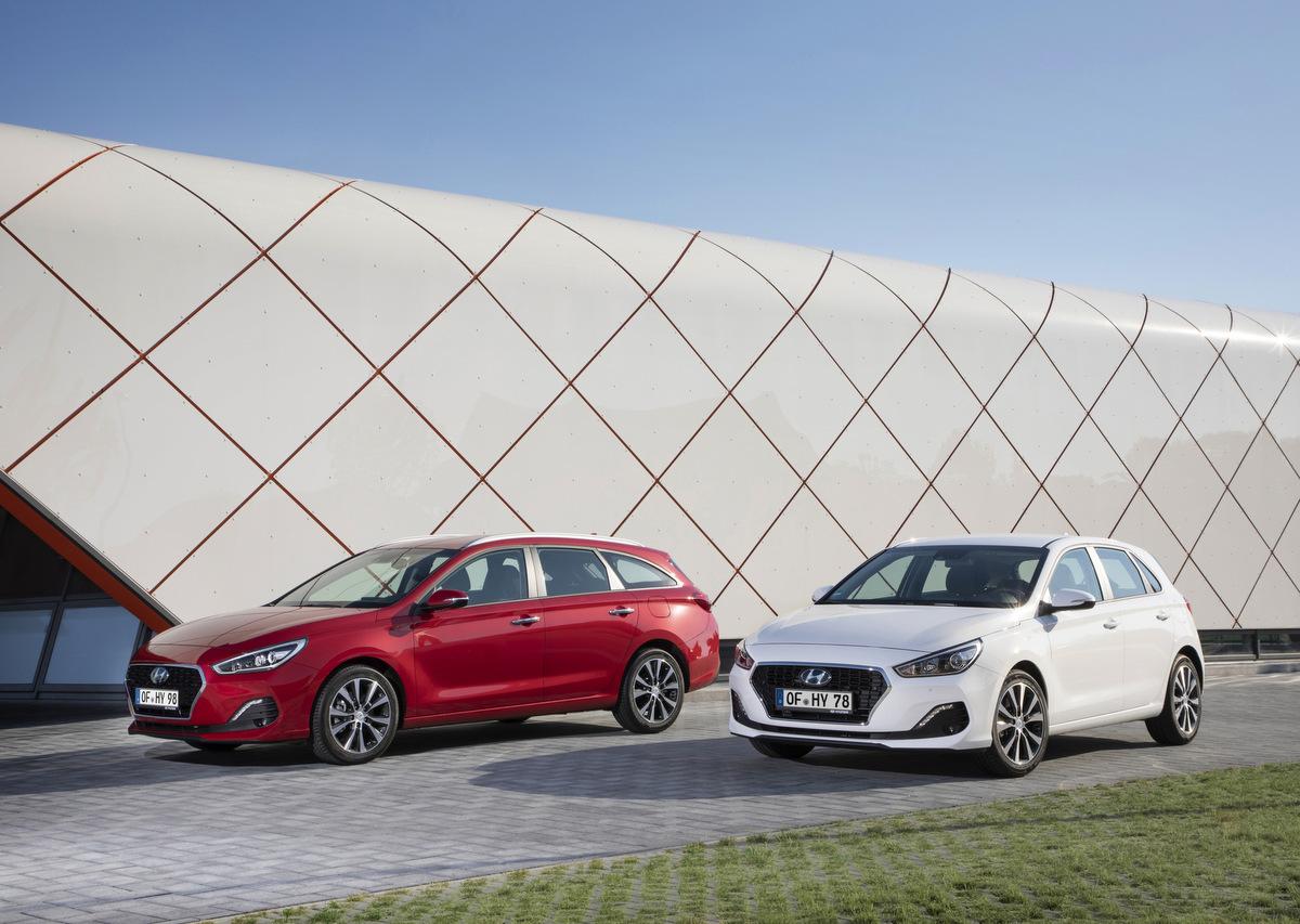 Verfeinerungen für das Modelljahr 2019 - Der Hyundai i30