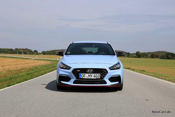 Hyundai i30 N Performance Front