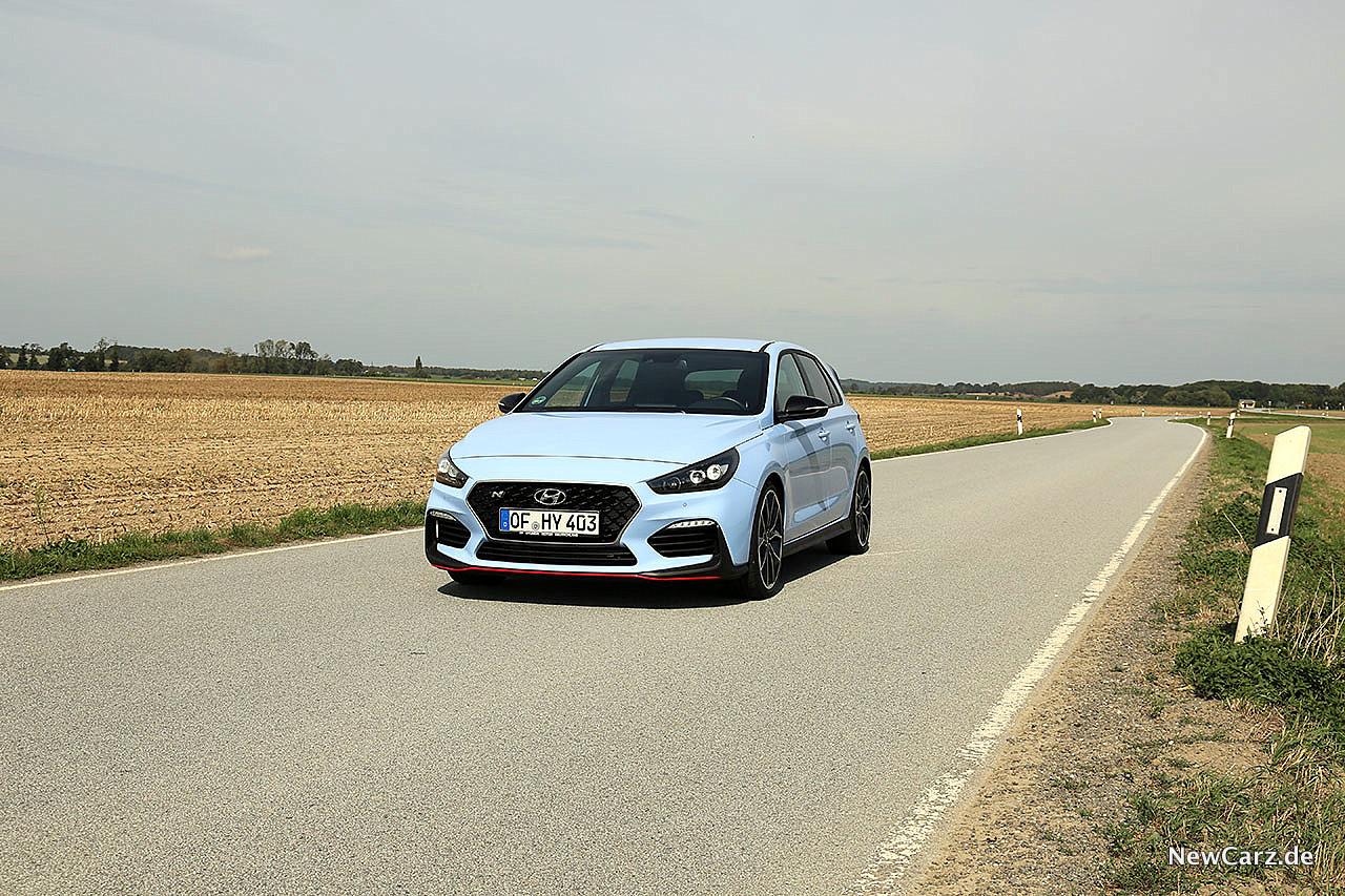 Hyundai I30 N Performance N Gaged Forces Newcarzde