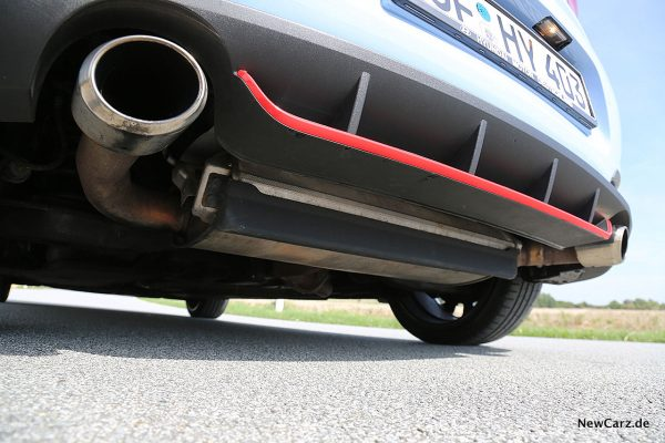 Hyundai i30 N Performance Abgasanlage