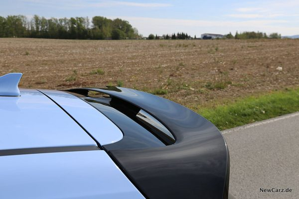 Hyundai i30 N Performance Dachspoiler