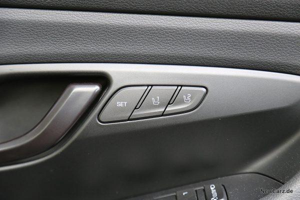 Hyundai i30 N Performance Sitzmemory