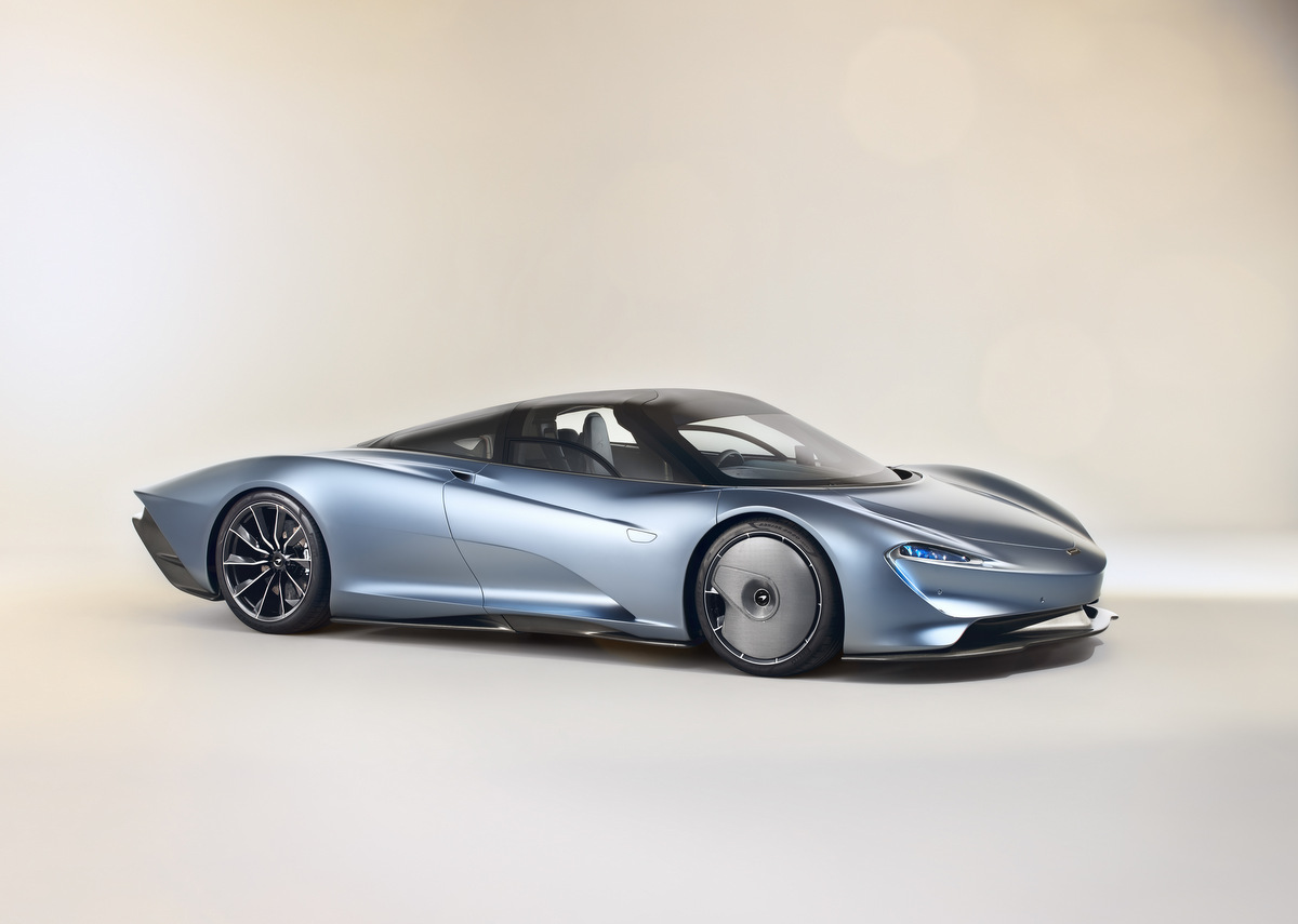 Hyper-GT - McLaren Speedtail