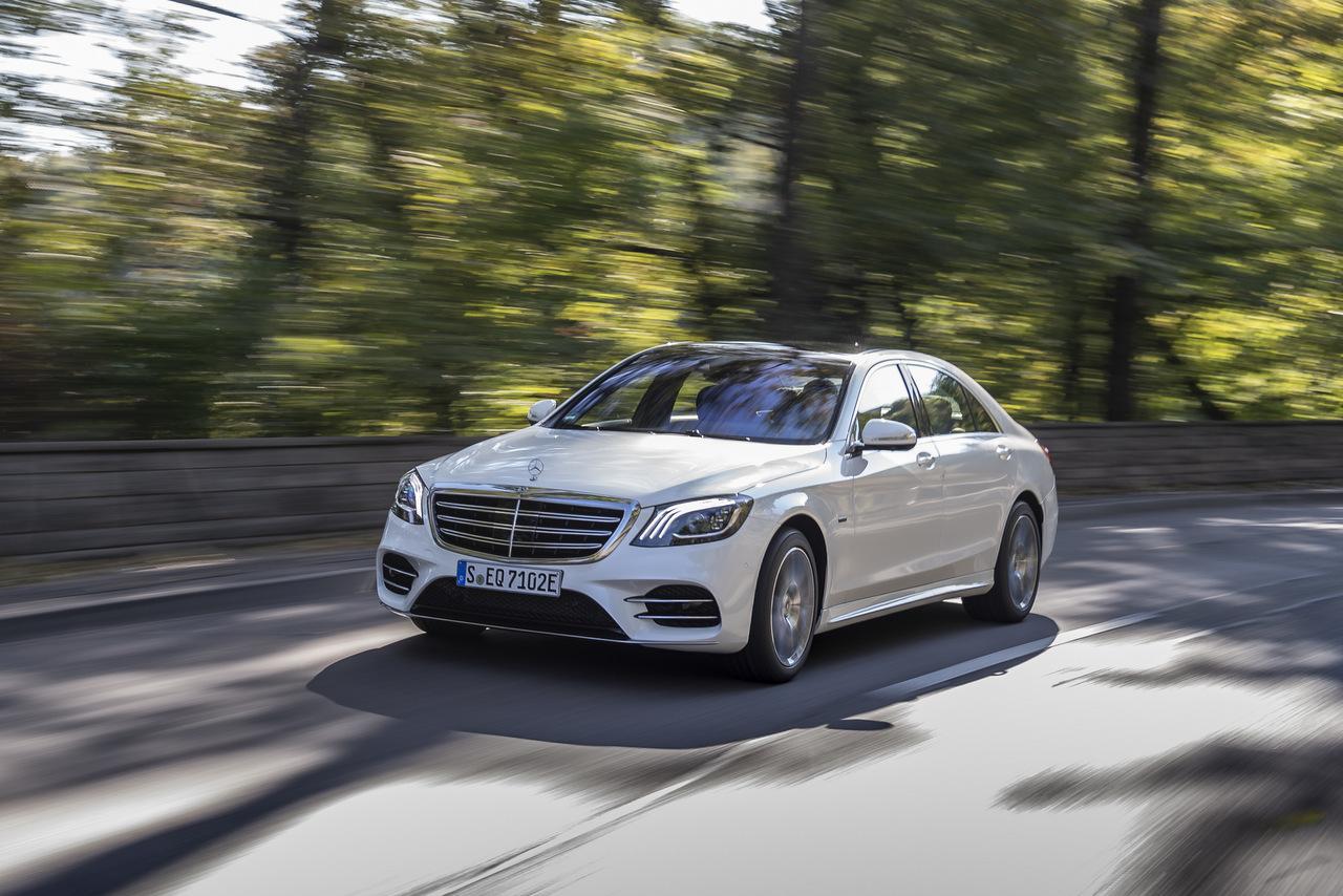 Neue Luxus-Limousine - Der Mercedes-Benz S 560 e