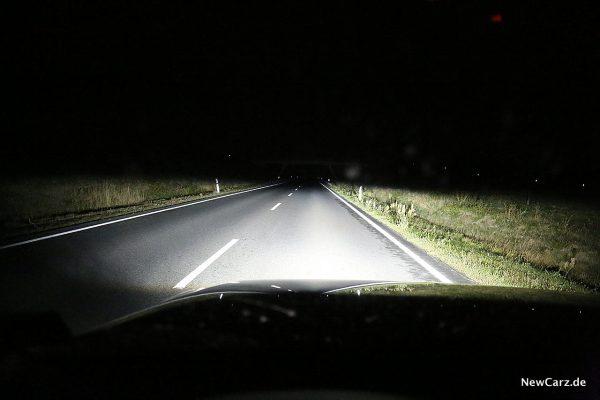 Mitsubishi Pajero Abblendlicht