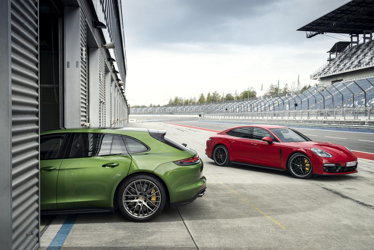 Die Panamera-Familie erhält Nachwuchs - Die neuen Porsche Panamera GTS-Modelle