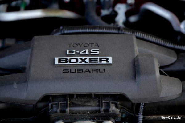 Subaru BRZ Boxermotor