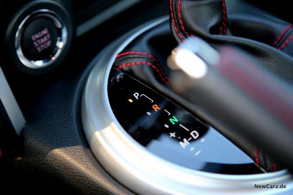 Subaru BRZ Automatikgetriebe