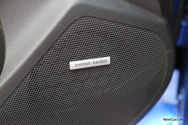 Subaru WRX STi Harman/Kardon