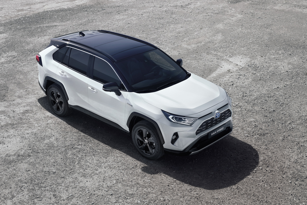 Neuauflage des SUV-Klassikers - Der Toyota RAV4