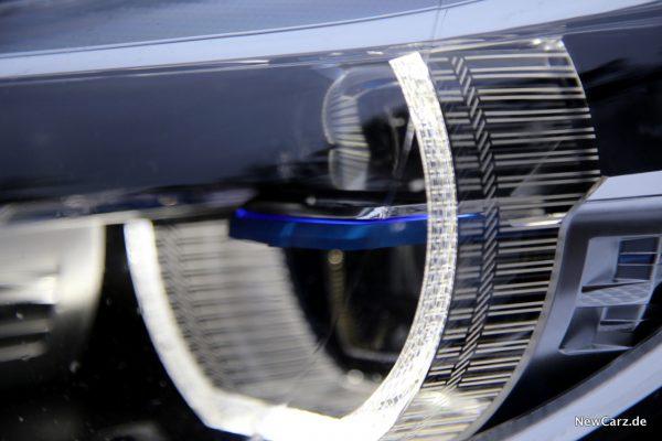 BMW 7er Laserlicht Scheinwerfer Detail