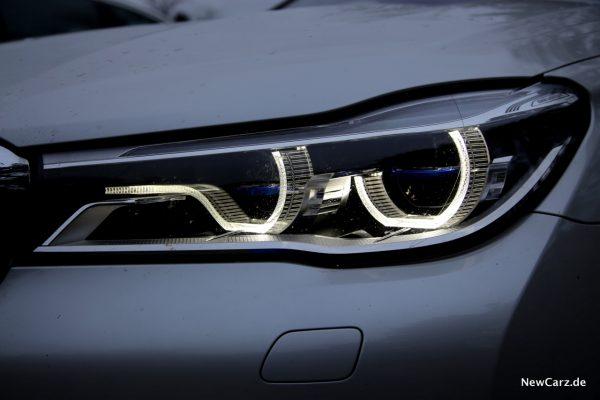 BMW 7er BMW Laserlicht