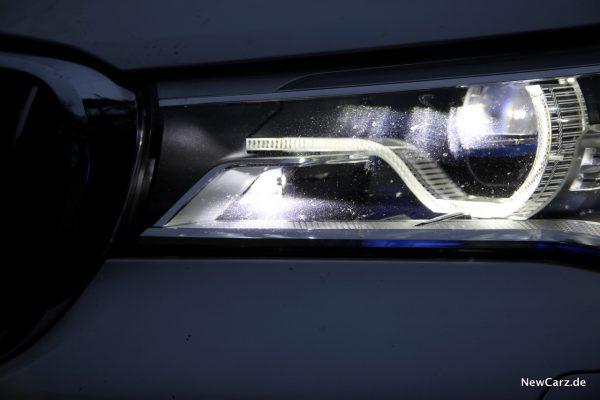 BMW 7er LED Abbiegelicht