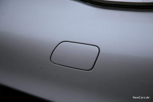 BMW 7er Scheinwerfer-Waschanlage