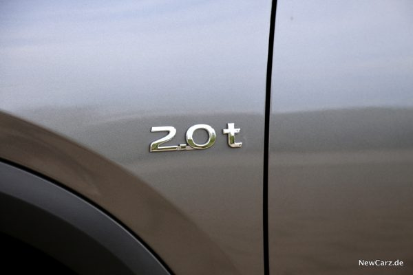 Infiniti QX30 Motorenbezeichnung