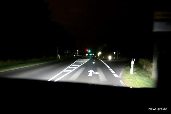 VW Touareg HD-LCD-Scheinwerfer