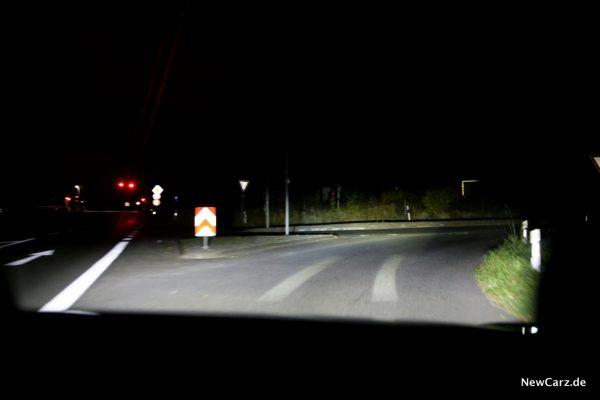 VW Optical Lane Assist