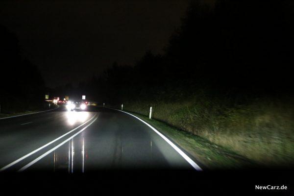 VW HD-LCD-Scheinwerfer Begegnungslicht