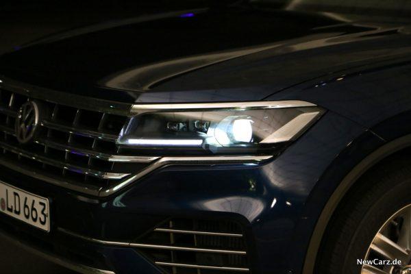 VW HD-LCD-Scheinwerfer Touareg