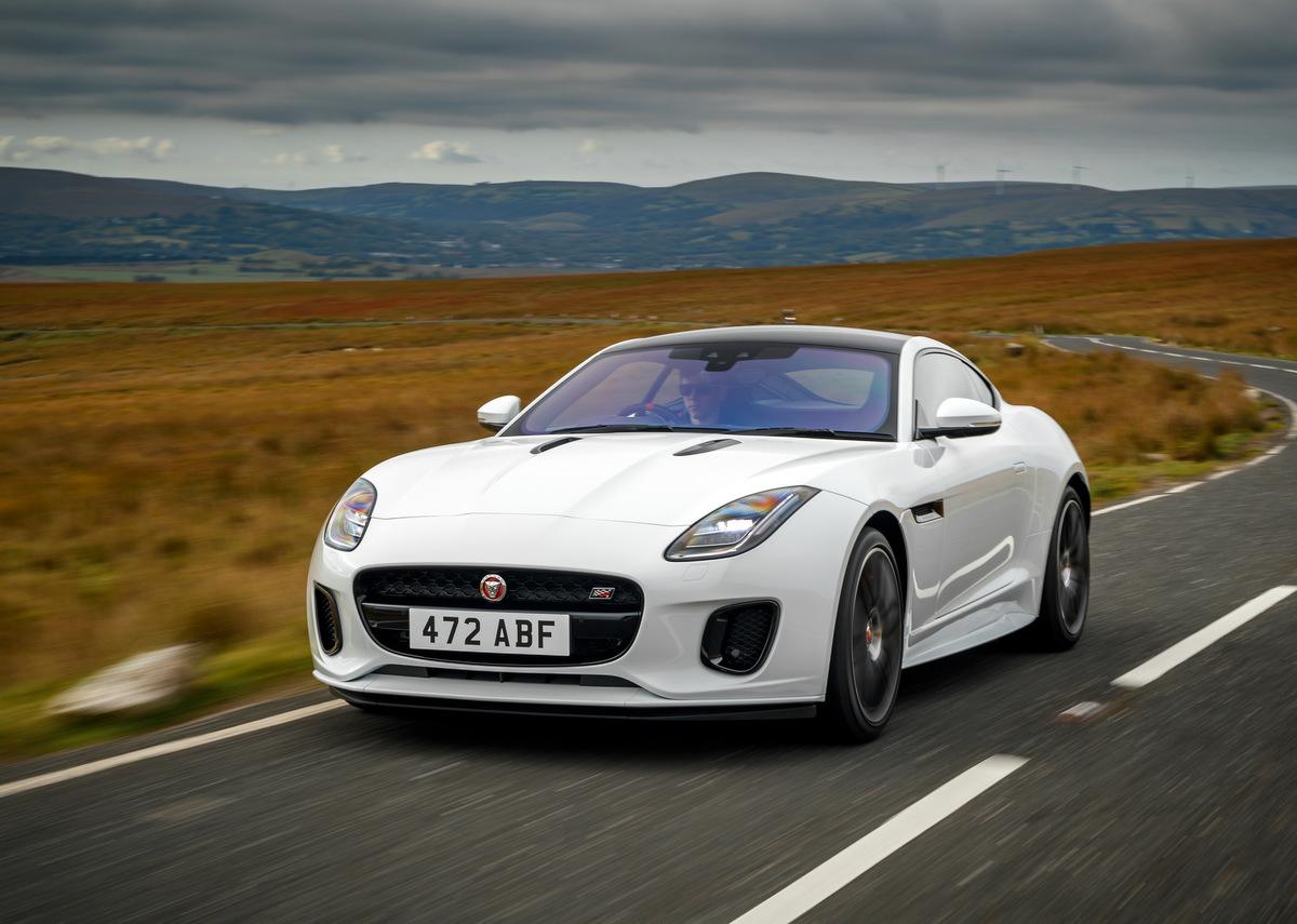 Neues Sondermodell - Der Jaguar F-Type Chequered Flag
