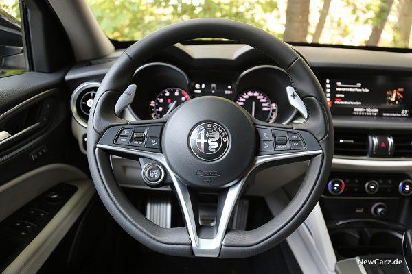 Alfa Romeo Stelvio Lenkrad