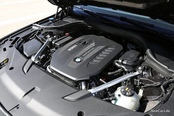 BMW 640d GT Motor