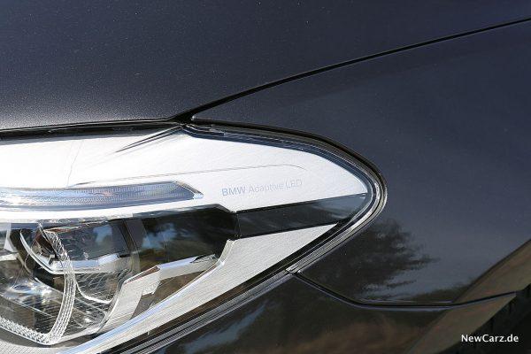 BMW 640d GT LED-Scheinwerfer