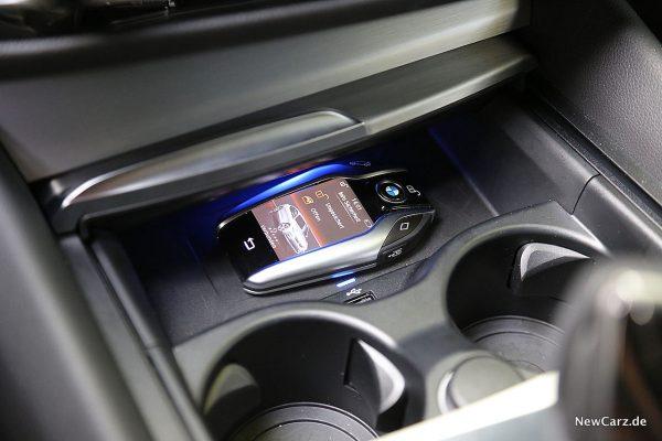 BMW 640d GT Displayschlüssel
