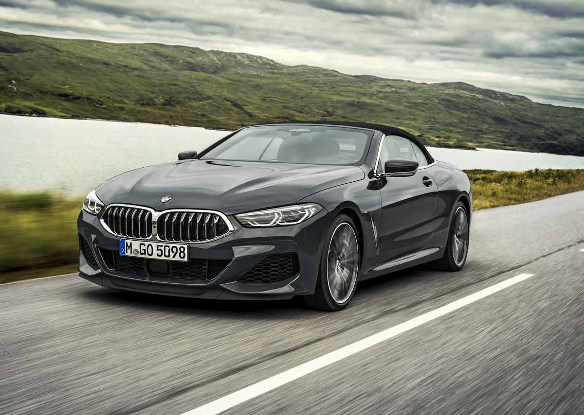 Das BMW M850i Cabrio - Luxus und Leistung